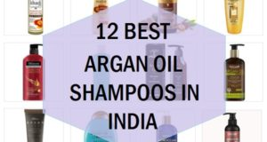 best argan oil shampoos in india