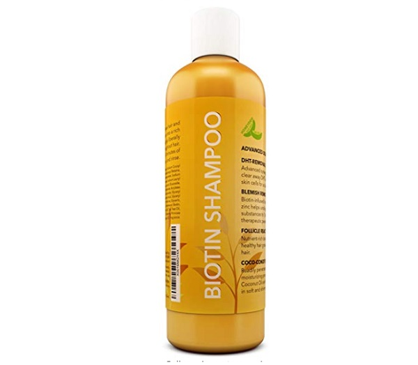 honeydew Natural Biotin Shampoo for Hair Growth & Hair Loss