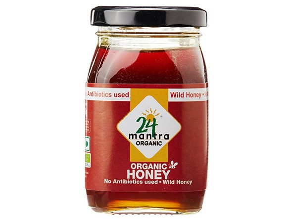 24 Mantra Organic Wild Honey
