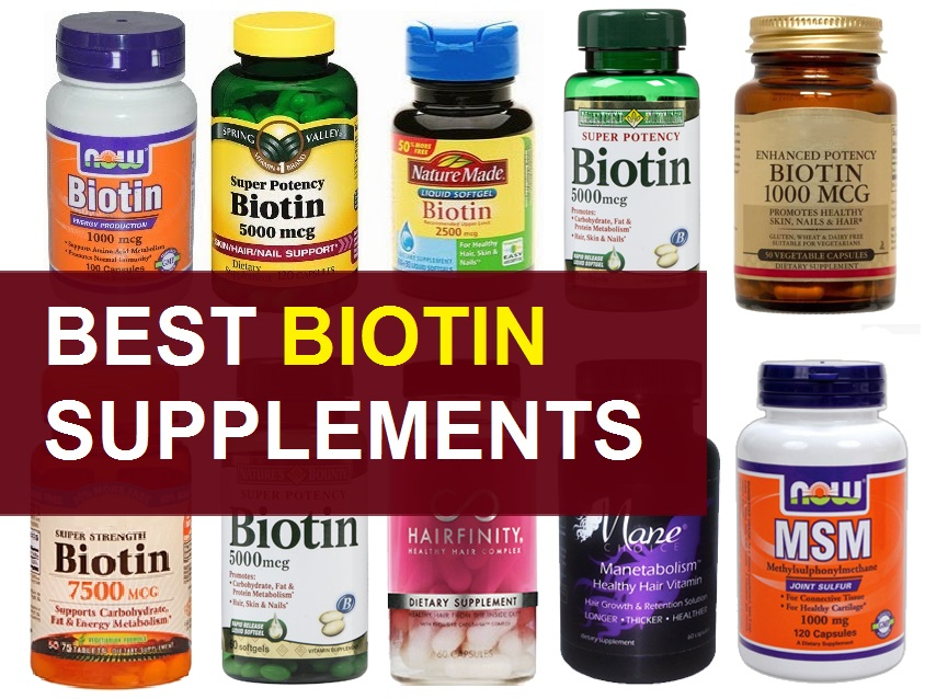 10 Best Biotin Supplements in India with Prices