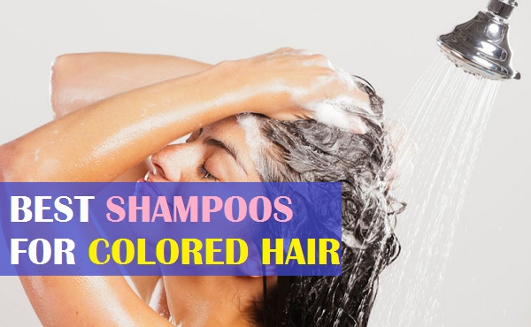 Best Shampoos for Colored Hair in India