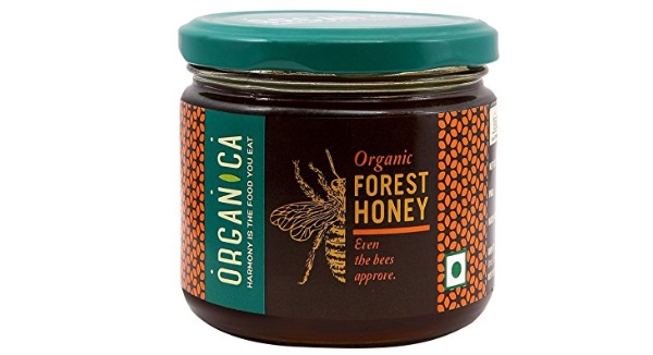 Organica Organic Forest Honey