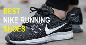 best black nike running shoes in india