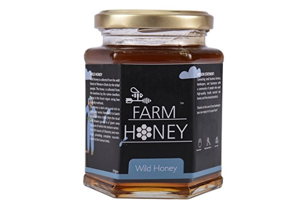 farm Honey Wild Unprocessed Honey