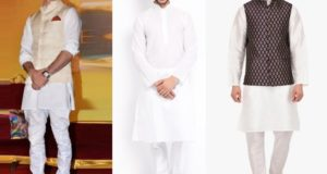 latest white kurta pajama designs for men