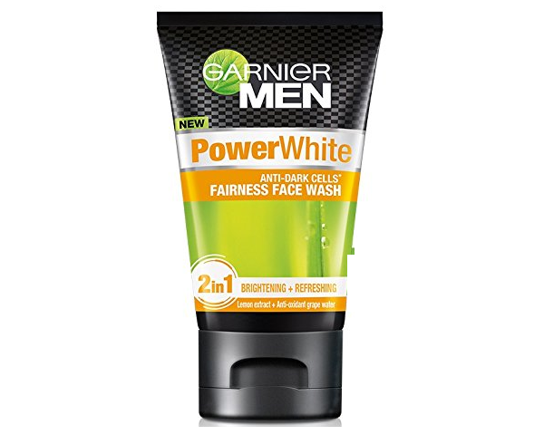 Garnier Men Power White Face Wash