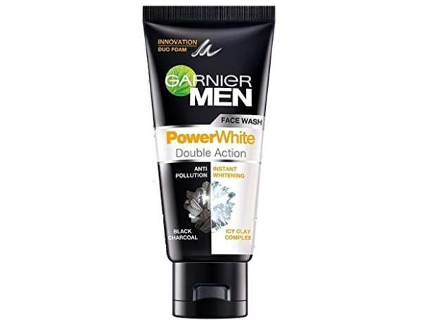 Garnier Men's Face Wash Power White Double Action