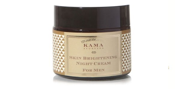 Kama Ayurveda Skin Brightening Night Cream for Men