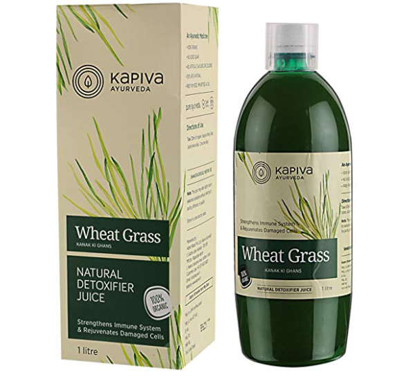 Kapiva Wheat Grass Juice