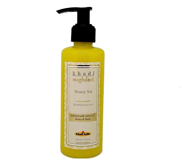Khadi Honey Sat Shampoo