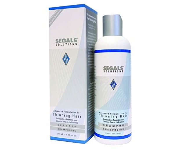 Segals Advanced Thinning Hair Shampoo