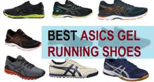 best Asics gel running shoes in India