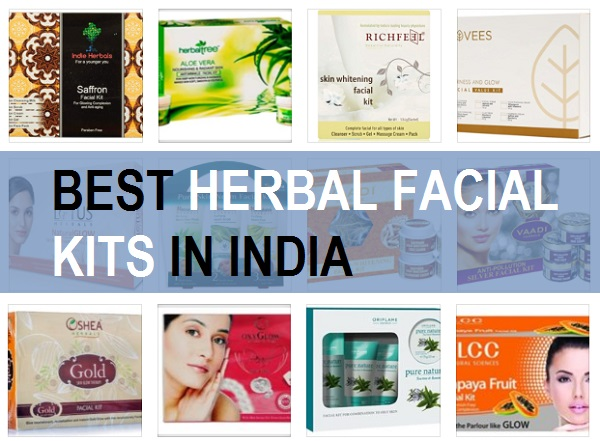 best herbal facial kits in india