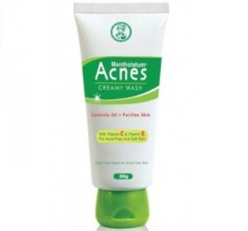 Acnes Creamy Face Wash