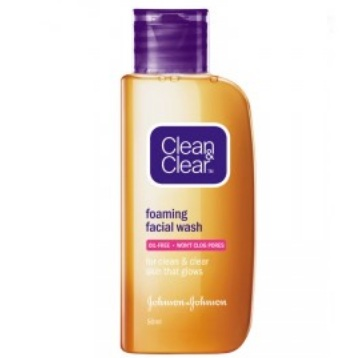 Oil control face wash for men with oily skin in india clean and clear