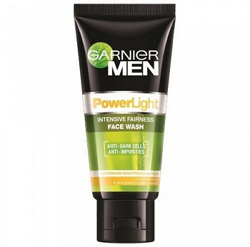 best fairness face wash garnier