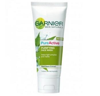 face wash for acne prone skin in india garnier