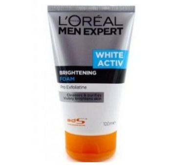 l'oreal paris fairness face wash for men