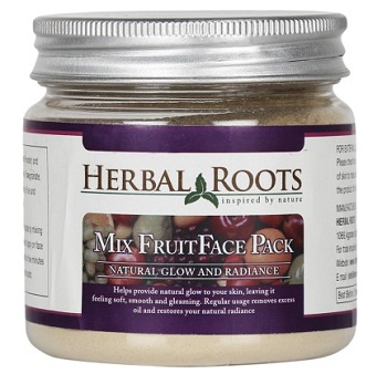bst anti tan face pack herbal roots