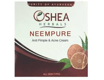Oshea Herbals Neempure Anti Pimple & Acne Cream