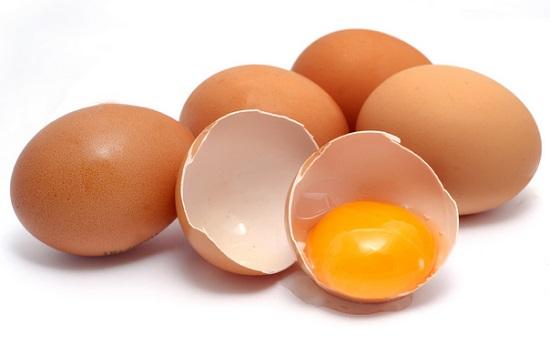 egg mask for men's damaged hair