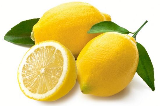 lemon for men's damaged hair