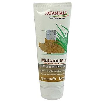 best patanjali beauty products for men multani