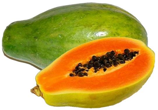 Homemade Face Scrubs for Men for fairness papaya