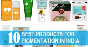 10 Best Anti Pigmentation Products for Men in India