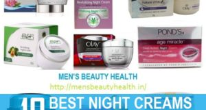 best Best Night Creams for Men in Indianight creams for men in india