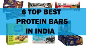 6 Top Best Protein Bars for Muscle Gain in India for Men
