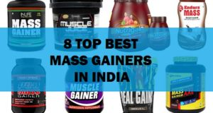 8 Best Weight/ Mass Gainer Supplements in India