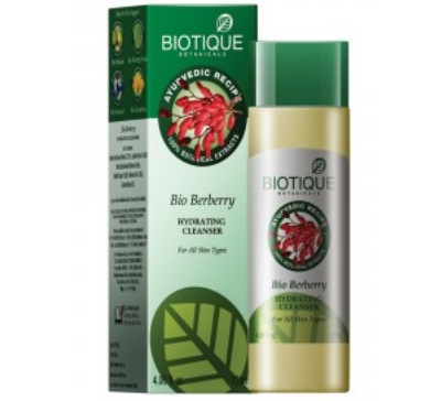 biotique dry skin face wash for men