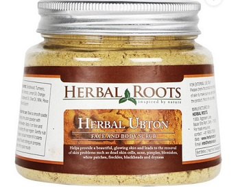 herbal roots Best Skin Whitening /Fairness Face Scrubs for Men in India