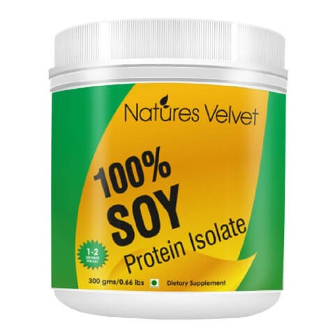 natures 6 Best Soy Protein Powders in India for Men with Price