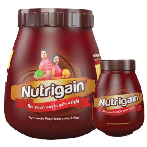 nutrigain 8 Best Weight/ Mass Gainer Supplements in India