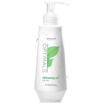 Oriflame Sweden Optimals White Cleansing Gel Oily Skin Face Wash