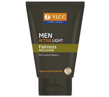 vlccBest Skin Whitening /Fairness Face Scrubs for Men in India