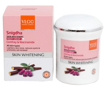 vlcc Best Whitening Night Creams for Men in India