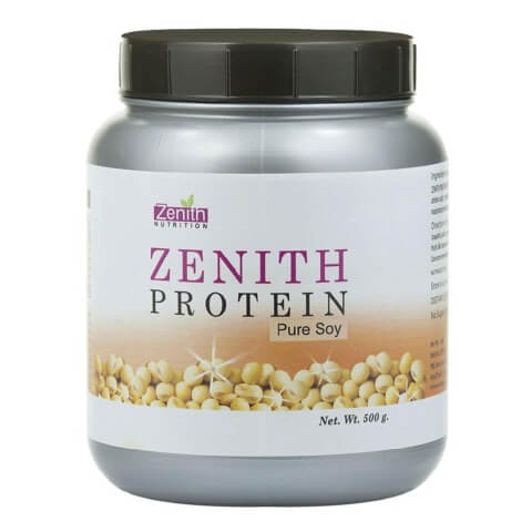 zenith 6 Best Soy Protein Powders in India for Men with Price
