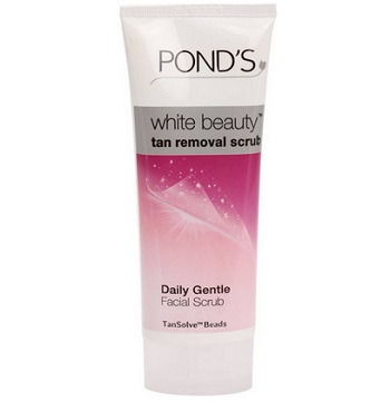 ponds Best Skin Whitening /Fairness Face Scrubs for Men in India