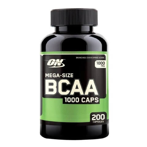 on BCAA supplement in India