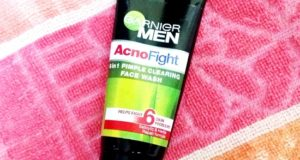 Garnier Men Acno fight face wash Review, Price, How to Use
