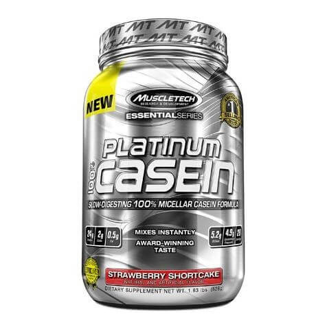 muscle tech 8 Top Best Casein Protein Powder Supplements in India with Price