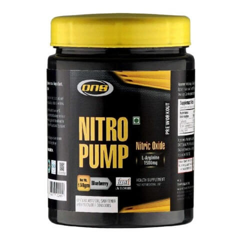 6 Top Best Nitric Oxide Supplements in India with Price NITRO