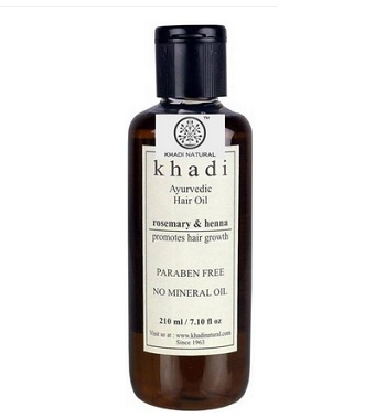 khadi best hair oil for men in idnia