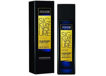 AXE Signature Gold Italian Perfume
