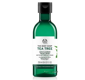 the body shop best pimple dark spots face wash for men in india