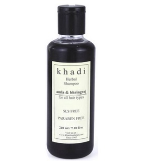 Best Men's Anti Hair Fall Shampoos khadi