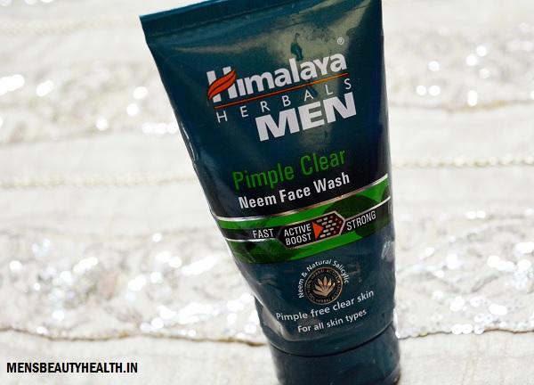 Himalaya Men Oil Clear Neem Face wash 2